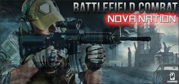 Battlefield Combat Nova Nation v5.1.6 APK Mod