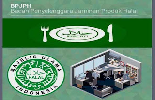 BPJPH - Badan Penyelenggara Jaminan Produk Halal