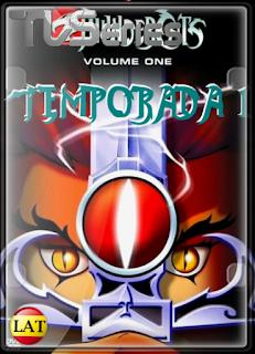 ThunderCats (Temporada 1) WEB-DL 720P LATINO
