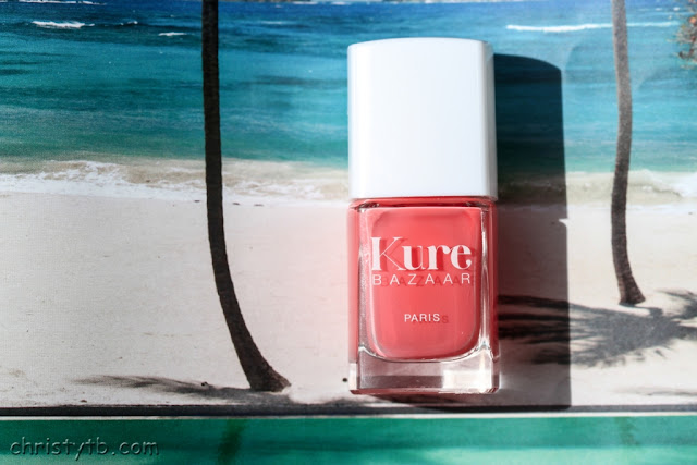 "Лак Kure Bazaar nail polish ""Gypsy"""