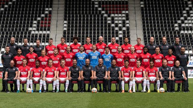 Hollanda Ligi Şampiyonları AZ Alkmaar - Kurgu Gücü