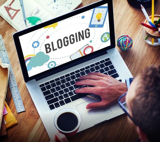 blogger untuk update skill di masa pandemi
