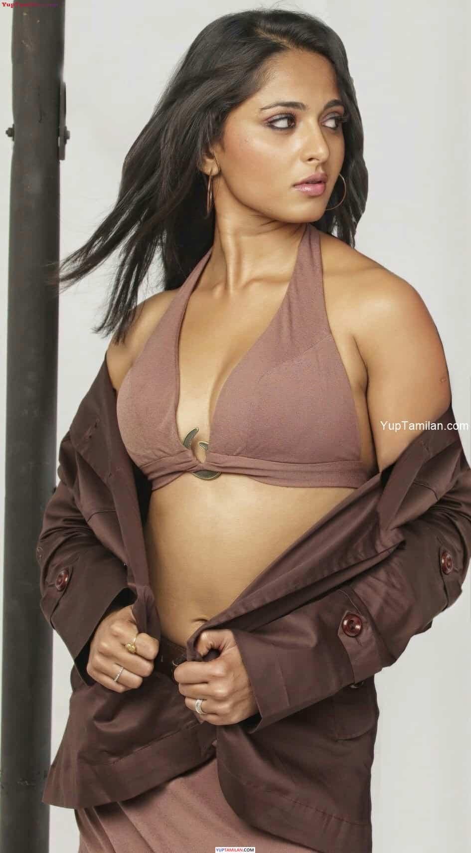 Anushka Shetty Sexy Bikini Photos