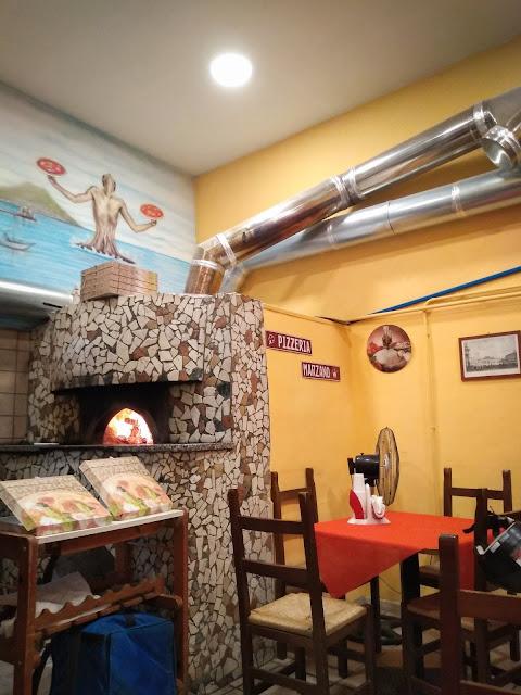 Neapolitan Pizza in Pozzuoli, Italy