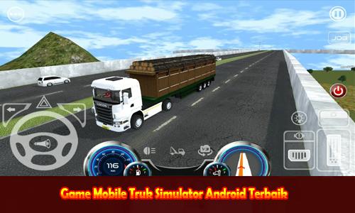 Game Mobile Truk Simulator Android Terbaik