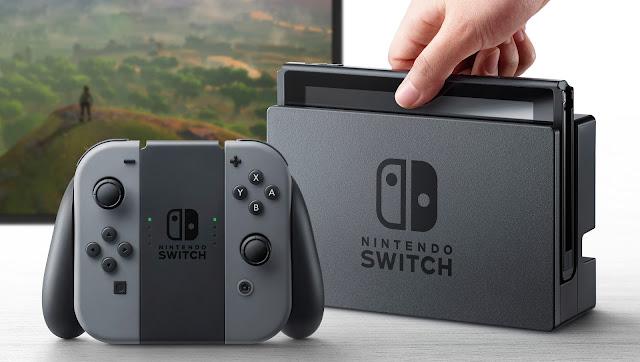 Lo que compremos en Switch estará vinculado a la cuenta y no a la consola