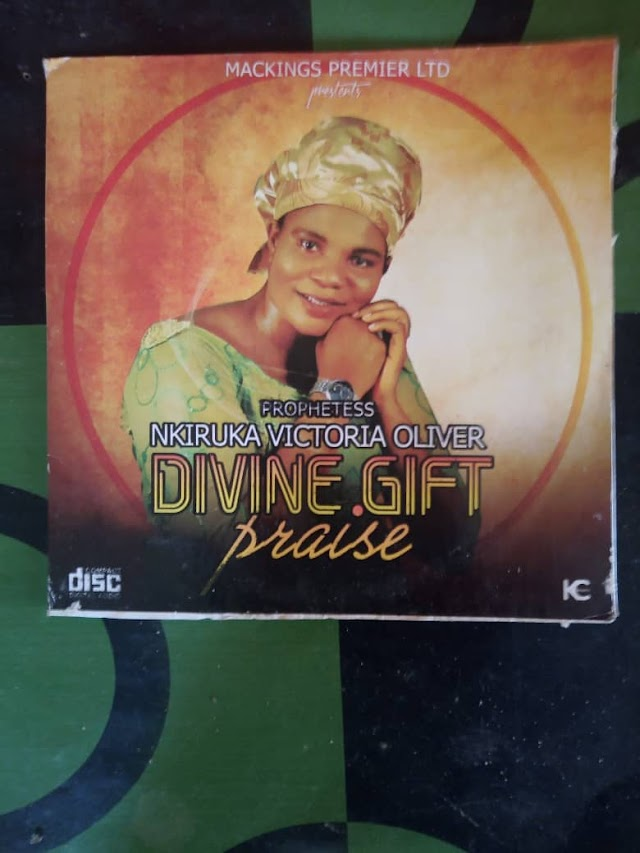 [Download Mp3] PROPHETESS NKIRUKA VITORIA OLIVER – DIVINE GIFT PRAISE