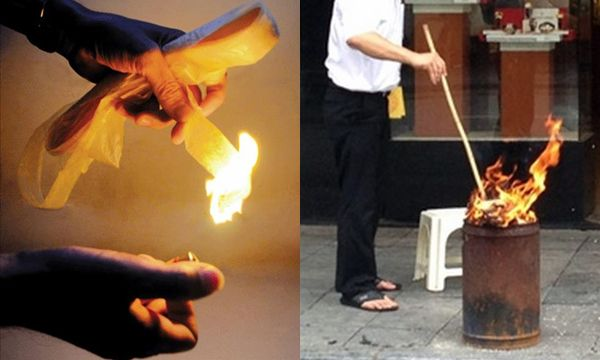 Vì sao phải đốt vía? Hướng dẫn cách đốt vía cho trẻ để tránh bị quấy khóc, bỏ bú, giật mình
