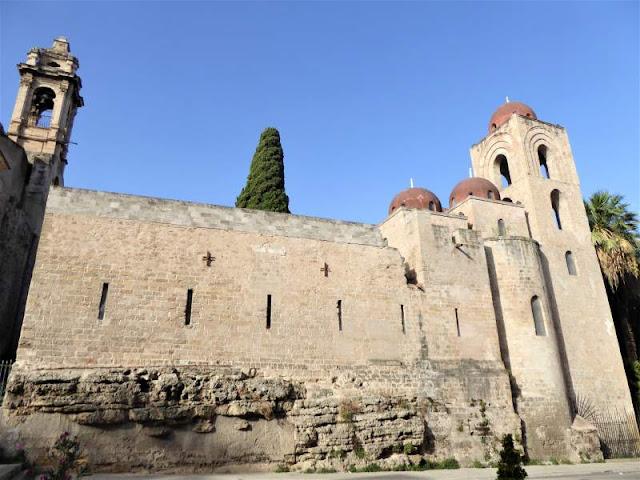 Chiesa San Giovanni degli Eremiti a Palermo