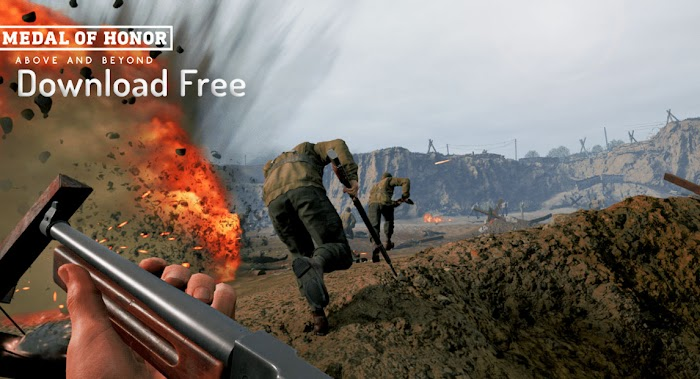 Download medal of honor above and beyond free skidrow