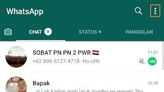 Cara Menyembunyikan Status Online di WhatsApp Agar tidak terlihat online