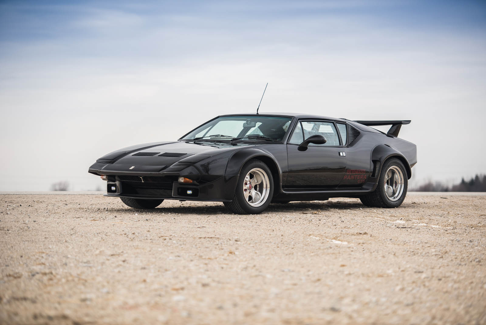 Leather Sofas Auction Corner Sofa Uk Online Forget About A De Tomaso Revival And Give Us This Pantera ...