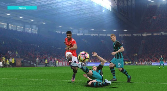 New Game Play PES 2017