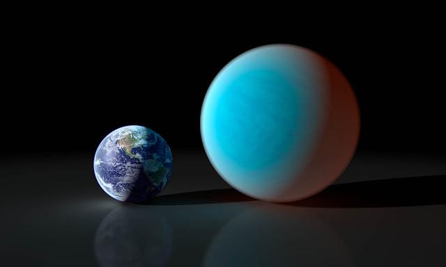 विज्ञानिको ने खोजी एक और पृथ्वी - जानिए कितनी है जीवन की संभावनाए ?