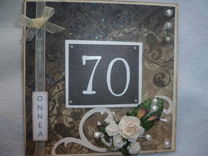 70 Vuotis Onnittelut