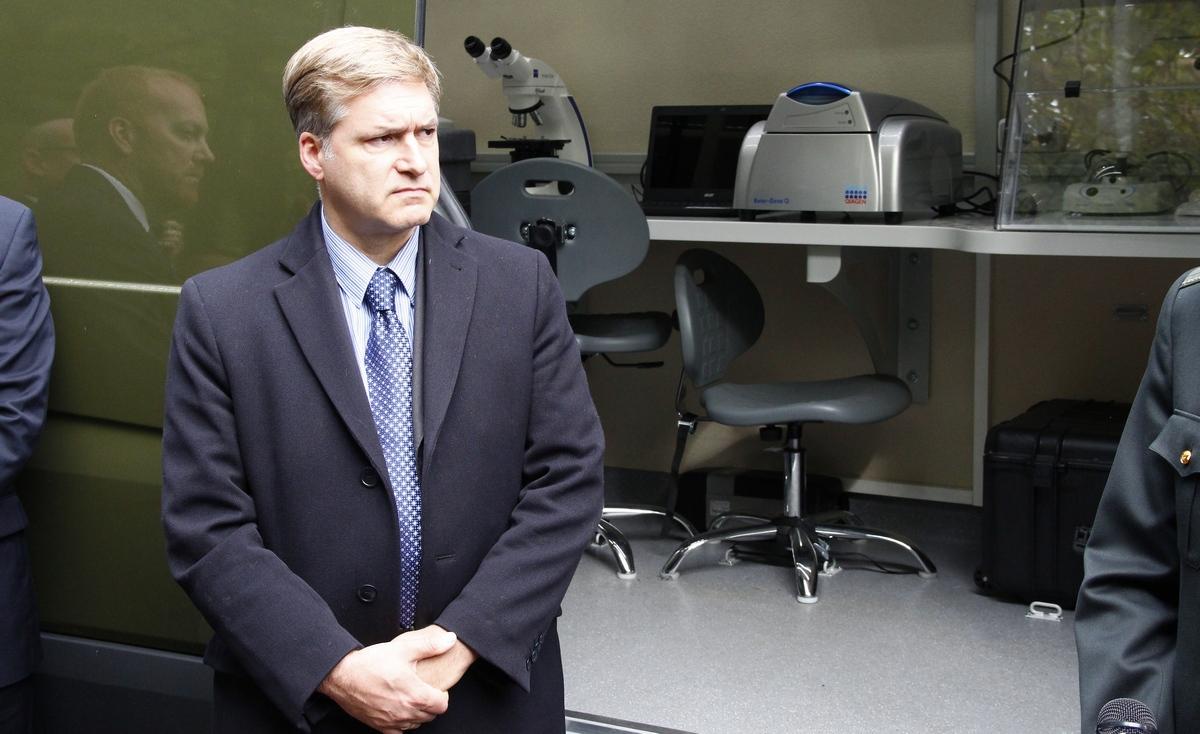 США передали ЗСУ три мобільні лабораторії для бактеріологічних досліджень