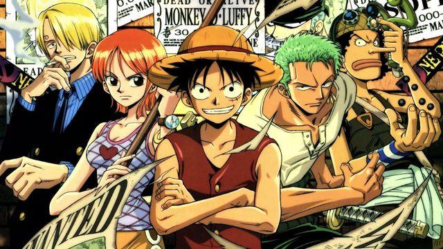 One Piece Manga 1001