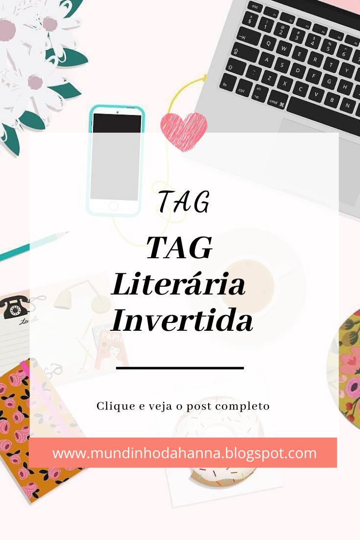 TAG Literária Invertida