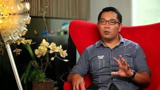 Perjuangan Ridwan Kamil Hingga Menjadi Walikota Bandung