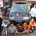 Komplotan Pencuri 65 Ekor Sapi Diciduk