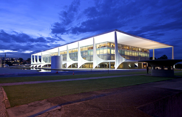 Palácio do Planalto (sede do Poder Executivo)