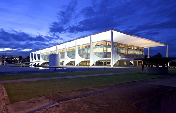 Palácio do Planalto (sede do Poder Executivo)