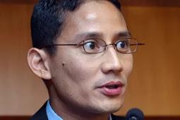 Enggan Beri Ucapan Selamat ke Jokowi-Ma'ruf, Alasan Sandi Buat Netizen Geram