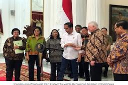 Di kuasai Indonesia, Jokowi Sebut Rakyat Papua Dapat 10% Saham Freeport