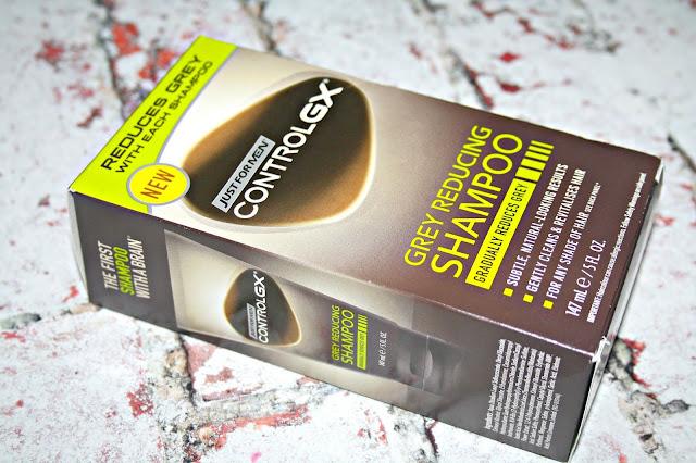Just for Men Control GX - Grey Reducing Shampoo
