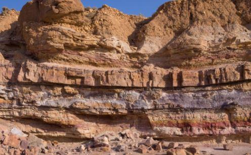 الصخور الرسوبية Sedimentary rocks