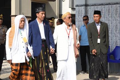 Waduuuh! Kunjungan Jokowi ke Pesantren dan Kiai Ternyata Cuma Bakal Sia-sia, Kenapa?