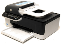 Descarga de controlador HP Officejet J4580 para Window
