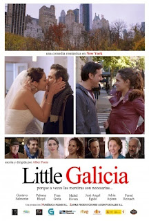 Póster: Little Galicia (2014)