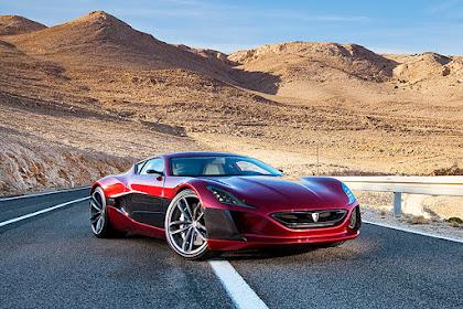 Rimac Concept One | Carshighlight.com