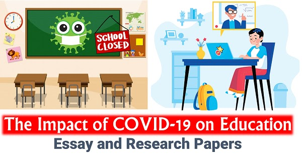 Impact of COVID-19 on Education System