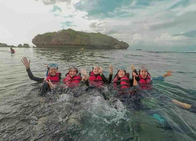 Pantai Sadranan Gunung Kidul: Lokasi, Rute, dan Harga Tiket