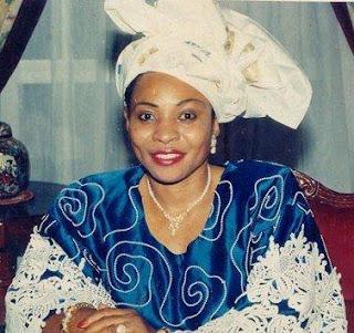 Sienne allwell brown Nigerian newscaster