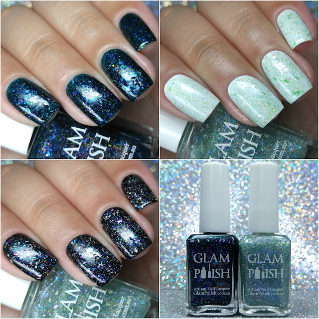 "Glam Polish ""Fantastic Fandoms"" Limited Edition Fan Group Exclusives"