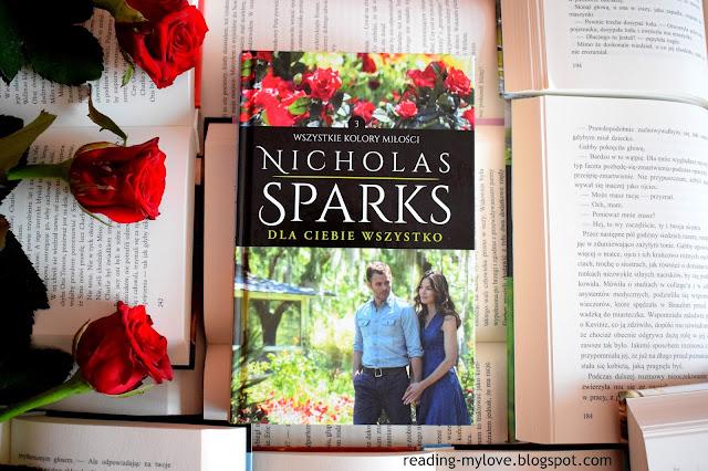 Nicholas Sparks, Dla ciebie wszystko