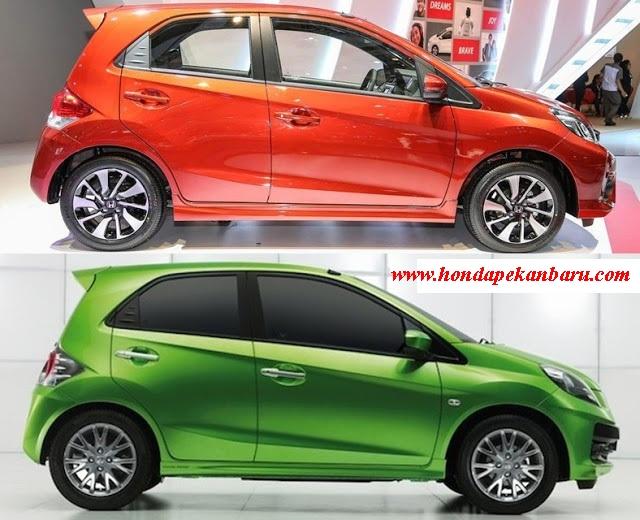 Perbedaan Brio Facelift 2017 dan Brio Lama Pekanbaru Riau