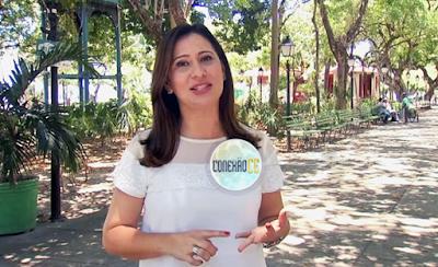 GENTE DE MÍDIA: TEVÊ. Aline Oliveira vai comandar nova