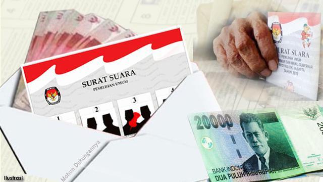 Disebut Money Politik, Nasfiding: Itu Fitnah