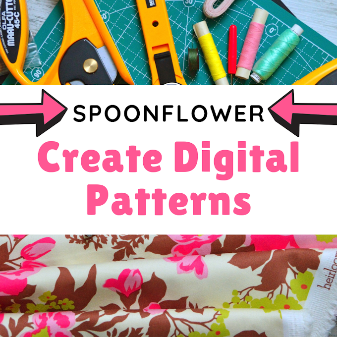 Create Digital Patterns With Your Clip Art