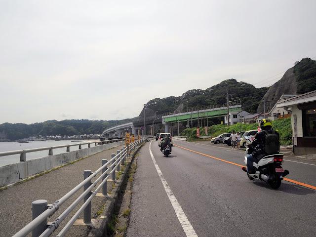 勝浦 串浜大橋