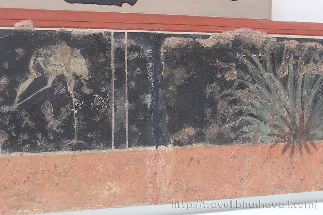 Rheinisches Landesmuseum Trier Roman Frescoes