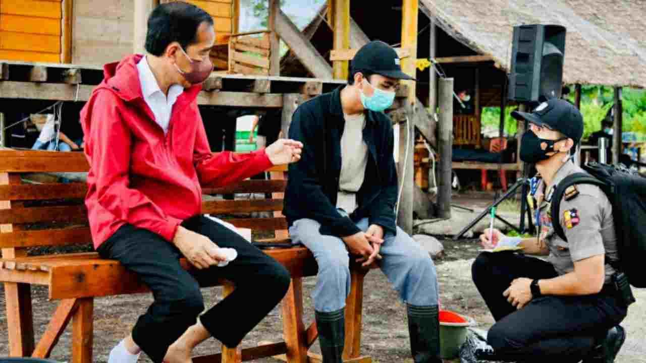 Presiden Dukung Semangat Pemuda Pegiat Mangrove Kembangkan Potensi Ekspor Bengkalis