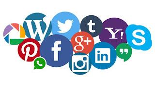 Cara Memasang Link Media Sosial di Sidebar Blogger Cara buat blog itu- Cara Memasang Link Media Sosial di Sidebar Blogger