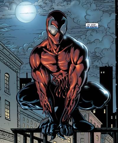 Toxin es un simbionte de Marvel