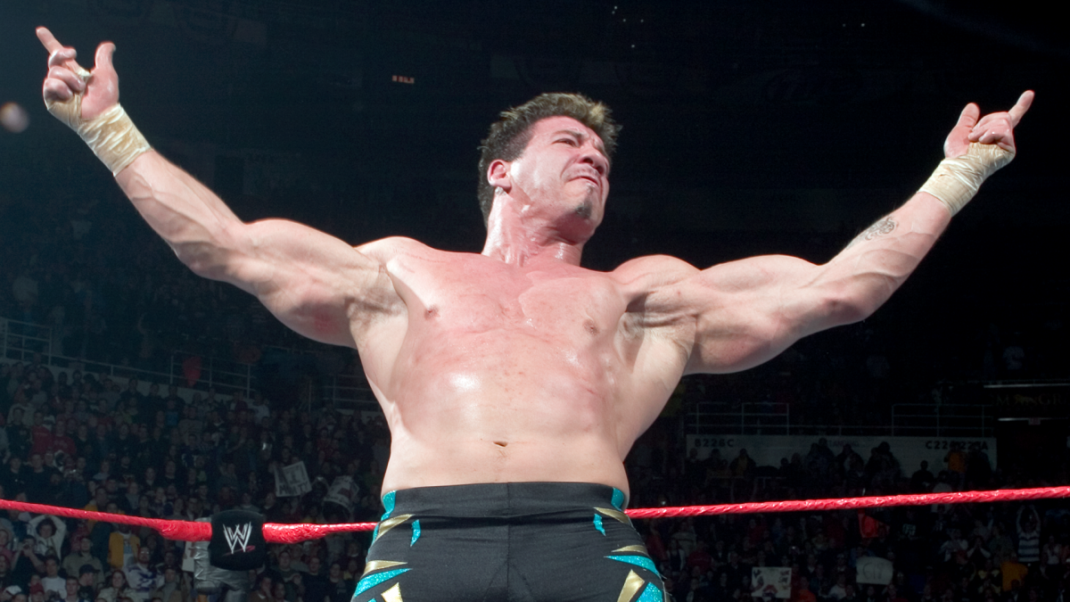 WWE tinha grandes planos para Eddie Guerrero