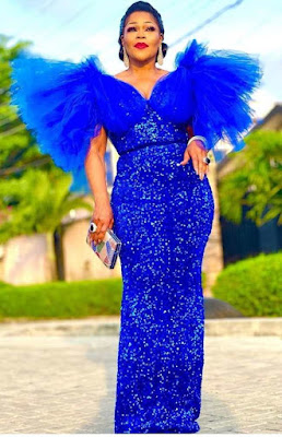 Royal blue lace styles for wedding